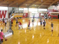 McCracken Basketball Camp at Adrian College