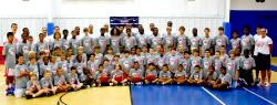 Nike Boys Basketball Camp Cannon School