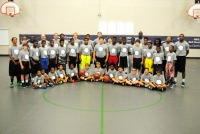 Nike Boys Basketball Camp Creekland Middle School