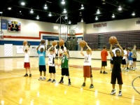 Nike Boys Basketball Camp Homewood High School