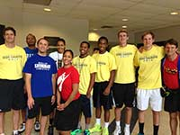 NBC Basketball Camp at Dallas Lutheran High School