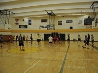 NBC Basketball Camp at Olds College