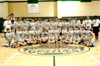 Nike Boys Basketball Camp Vickery Creek Middle School