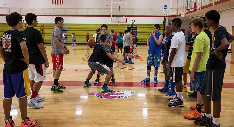us nike basketball camp