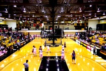 Nike Girls Basketball Camp Univ. of Maryland Baltimore County