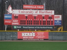Nike Baseball Camp University of Hartford