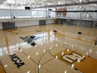 Nike Boys Basketball Camp Adelphi University