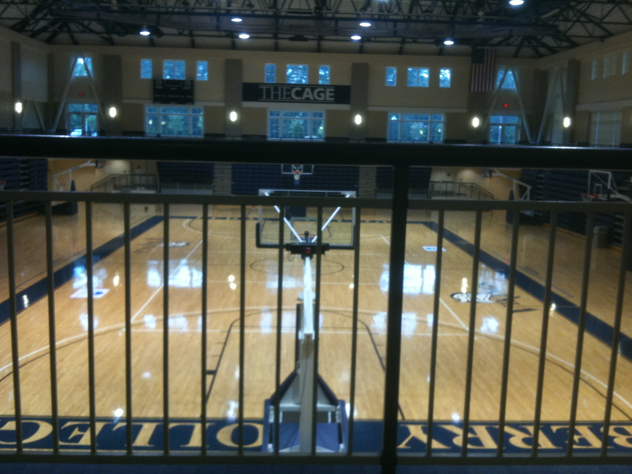 Nike Basketball Camp Berry College