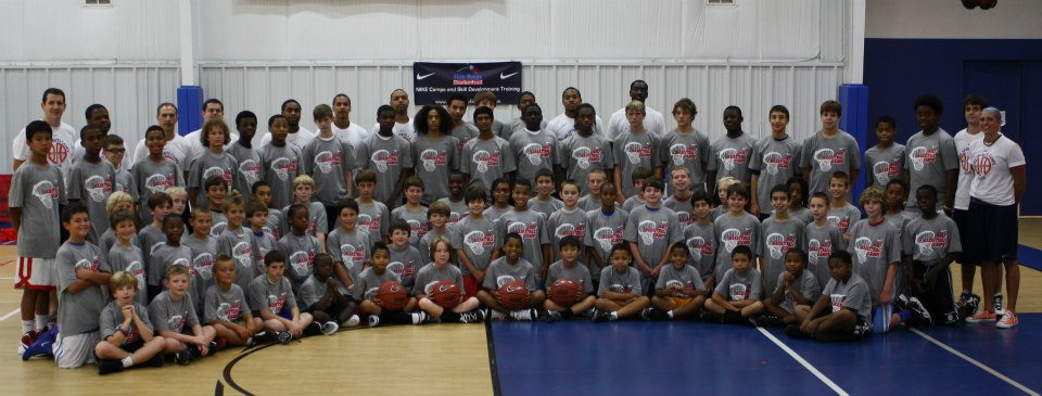 Nike Basketball Camp A-Game Sportsplex