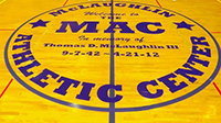 McCracken Basketball Camp McLaughlin Athletic Center