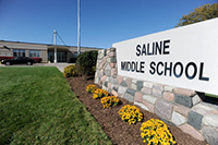 McCracken Basketball Day Camp at Saline Middle School