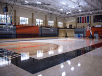 Snow Valley Iowa Basketball Schools Wartburg College
