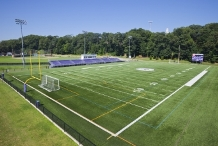 Curry College Football Camp, MB Sports Camps.