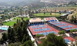 ELS Language and Nike Malibu Tennis Camp