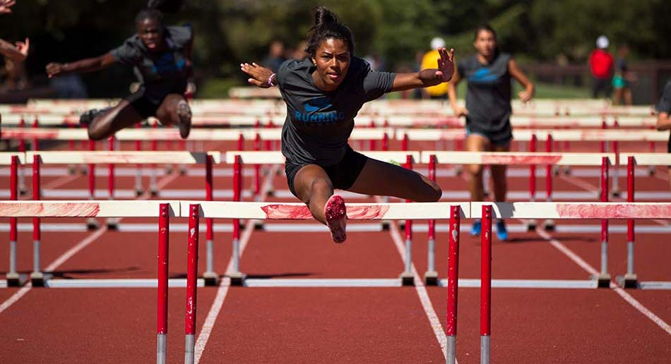 Nike Sprints & Hurdles Camp Carthage College