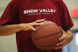 Snow Valley California Basketball Schools Westmont College