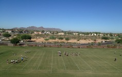Nike Soccer Camp Rancho Solano Preparatory School