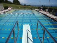 Nike Swim Camp at UC Santa Cruz