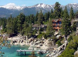 Nike Swim Camp Lake Tahoe