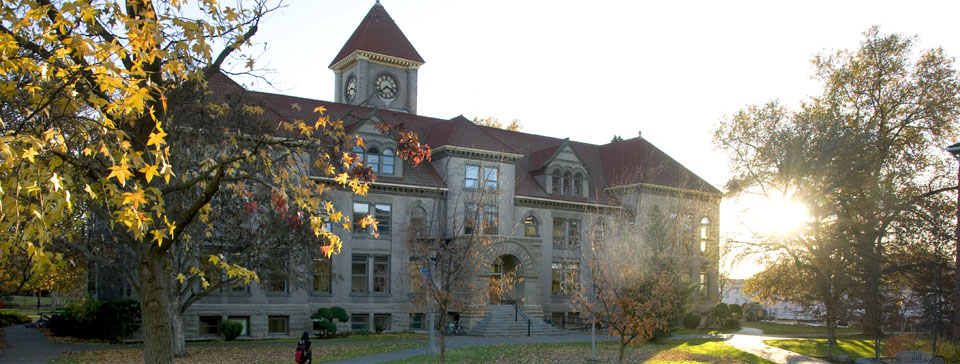 Campus activities are a big part of student life at whitman college