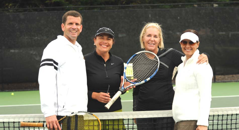 Adult Tennis Camps 121