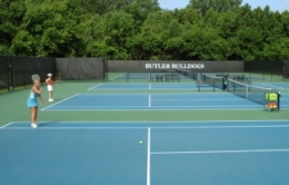Nike Tennis Camp at Butler University