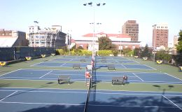 Nike Tennis Camp at UC Berkeley
