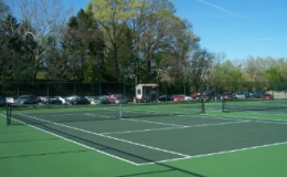Chirico Cohen Nike Tournament Tennis Training Camp at Chestnut Hill College