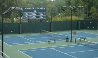 Duke University Nike Tennis Camp