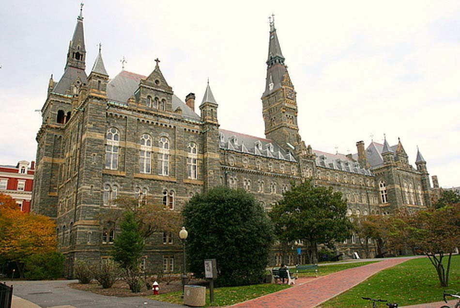 Nike Rugby Camp at Georgetown University