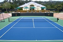 The Nike Adult Tennis Camp in Pebble Beach at the Beach and Tennis Club