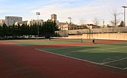 Nike Tennis Camp at Seattle University