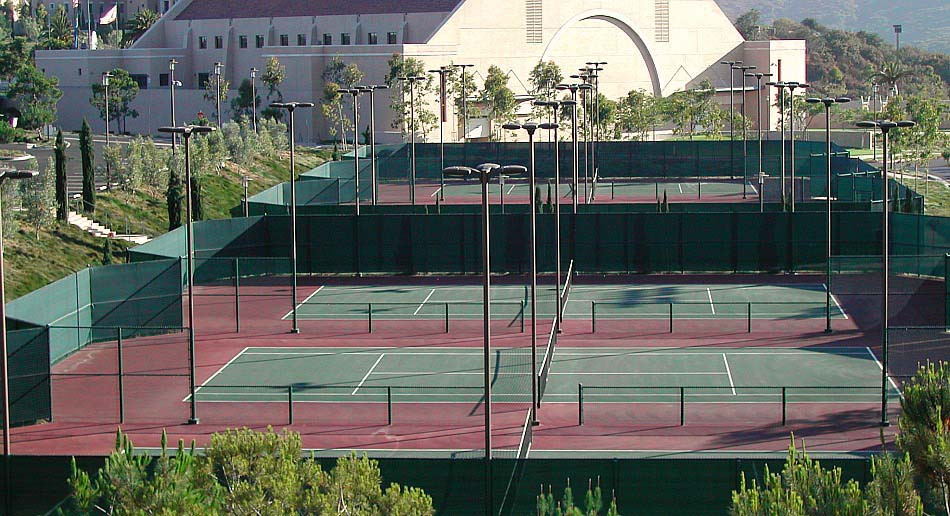 Soka University Adult Nike Tennis Camp