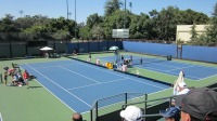Stanford University Nike Tennis Camp, Lele Forood Sessions