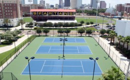 Nike Tennis Camp at The University of Tampa