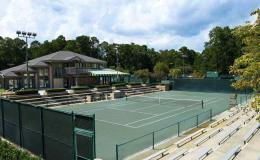 Nike Tennis Camp at The Landings Club