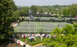 University of Virginia Nike Tennis Camp