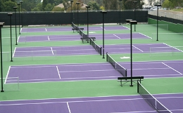 Nike Tennis Camp at Whittier College