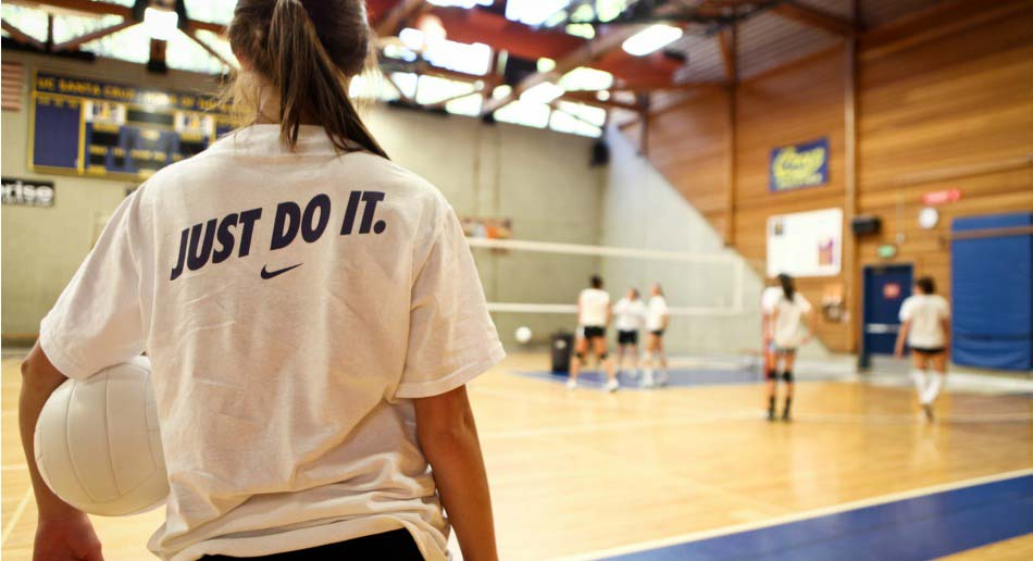 ELS Nike Volleyball Camp at Curry College