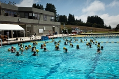 Nike 5meter Water Polo Camp at UC Santa Cruz