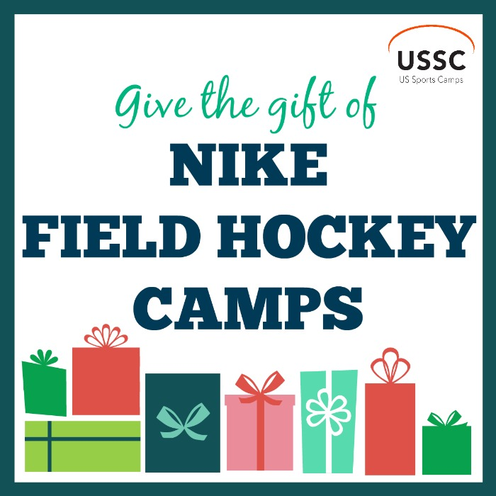Give the gift of Nike Field Hockey Camps