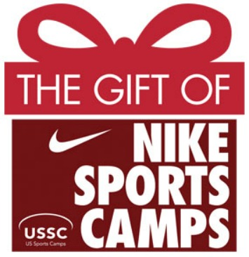 Give the gift of an incredible sports camp experience this holiday season.