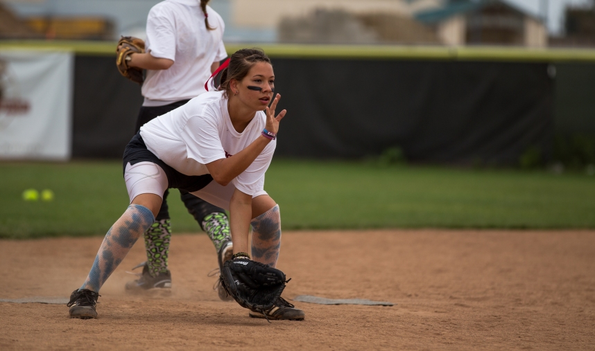 Proactive Fielding & Focus - Softball tips
