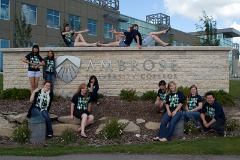NBC Basketball Day Camp at Ambrose University College