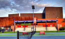 Arizona University Nike Tennis Camp