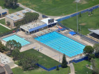 Nike 5meter Water Polo Camp at CSU Bakersfield