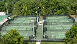 The College of William and Mary Nike Summer Tennis Camp