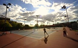 University of Denver Nike Tennis Camp