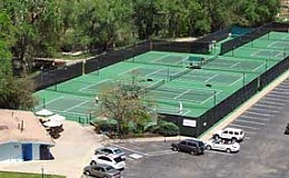 Nike Tennis Camp in Boulder, CO at the Rocky Mountain Tennis Center