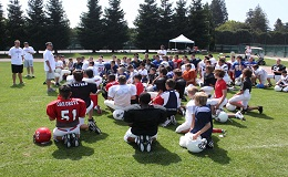Contact Football Camp San Jose State